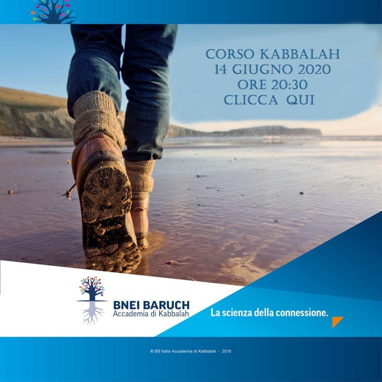 Corso Kabbalah 14 Giugno 2020 ore 20:30